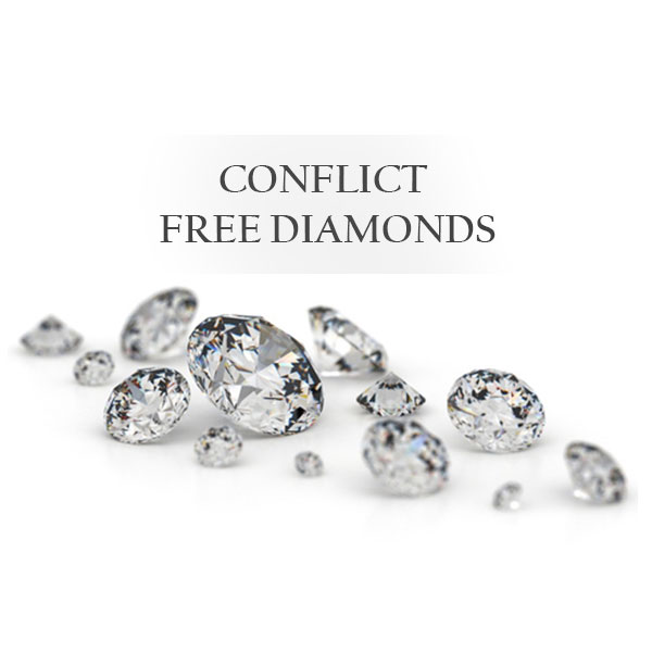 Conflict free diamonds