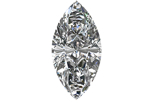 GIA Certified 1/2 Ct. Marquise Cut Diamond