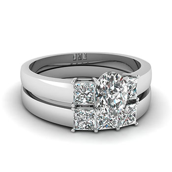 0.75 Ct. Oval Shaped Diamond Engagement Ring