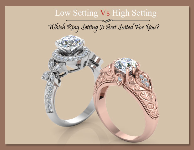 Ring Setting Best Suited For You