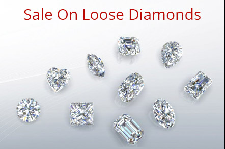 Sale on Loose Diamonds