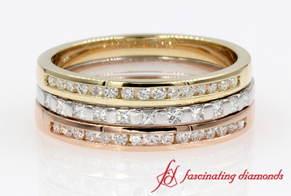 Stackable Band For Women