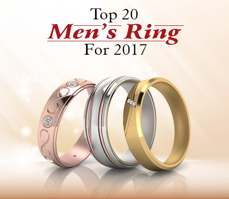 Top 20 Men's Ring For 2017