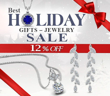 12% OFF – Best Holiday Gifts – Jewelry Sale