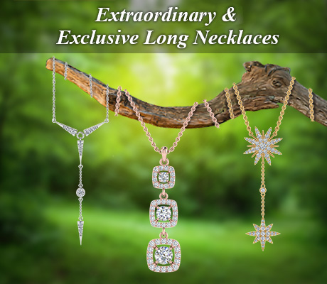 Extraordinary And Exclusive Long Necklaces