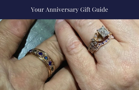 Anniversary Gifts Guide