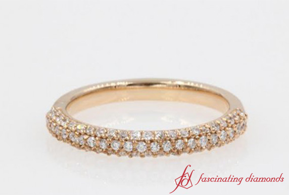 Micropave Diamond Band