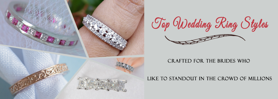 6205996291a Top 20 Womens Wedding Rings Style