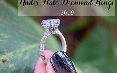 Upcoming Trends Under Halo Diamond Rings 2019