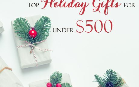 Top 10 Holiday Gifts Under $500