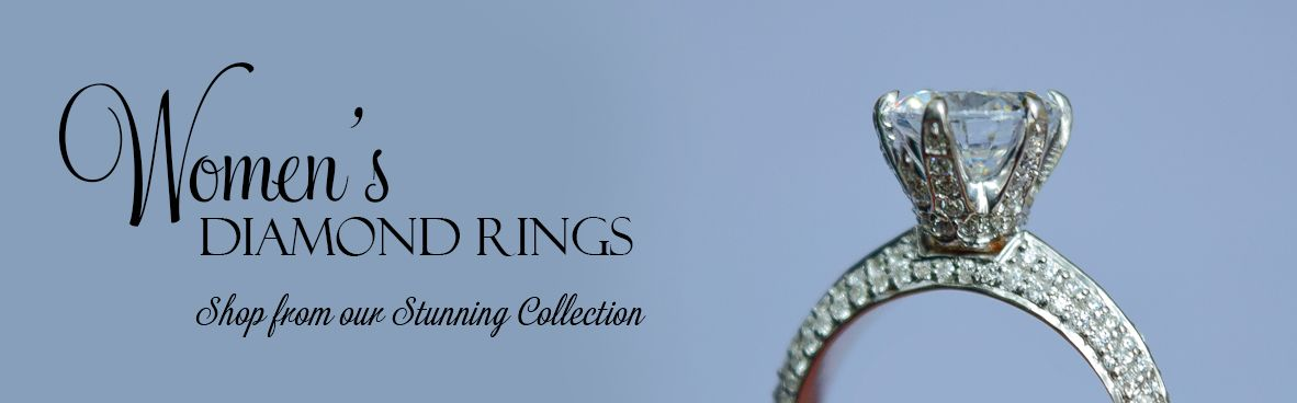 Women Diamonds Rings