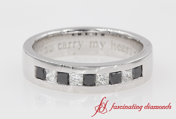 0.54 Ct. Channel Set Band
