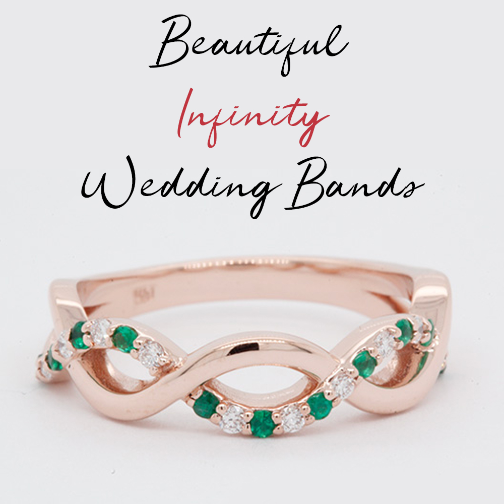 Infinity Wedding Bands