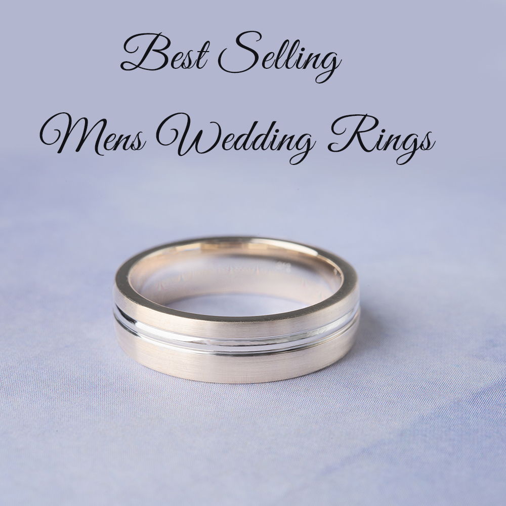 Best Selling Mens Wedding Rings
