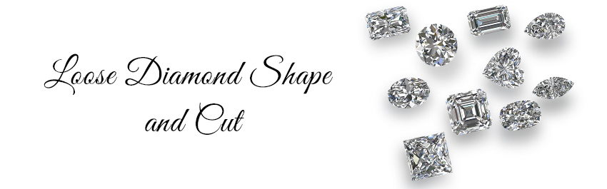 Diamond Shape And Style