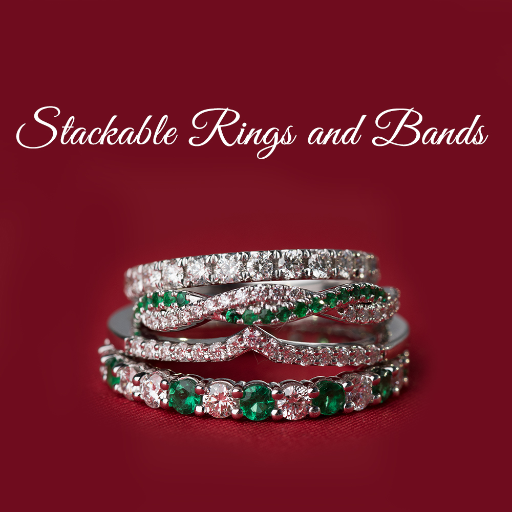 Stackable Rings and Bands