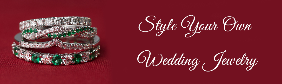 Style Your Own Wedding Jewelry