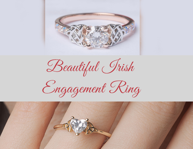 The Beautiful Irish Engagement Rings