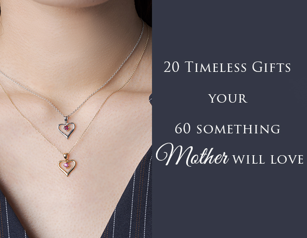 20 Timeless Gifts Your 60-Something Mother Will Love