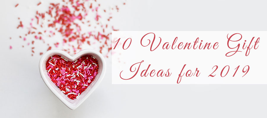 Top 10 Valentine's Day Jewelry Gifts Ideas For 2019