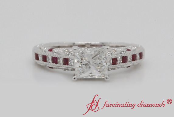 1.65 Carat Diamond Engagement Ring
