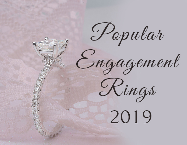 Popular Engagement Rings 2019