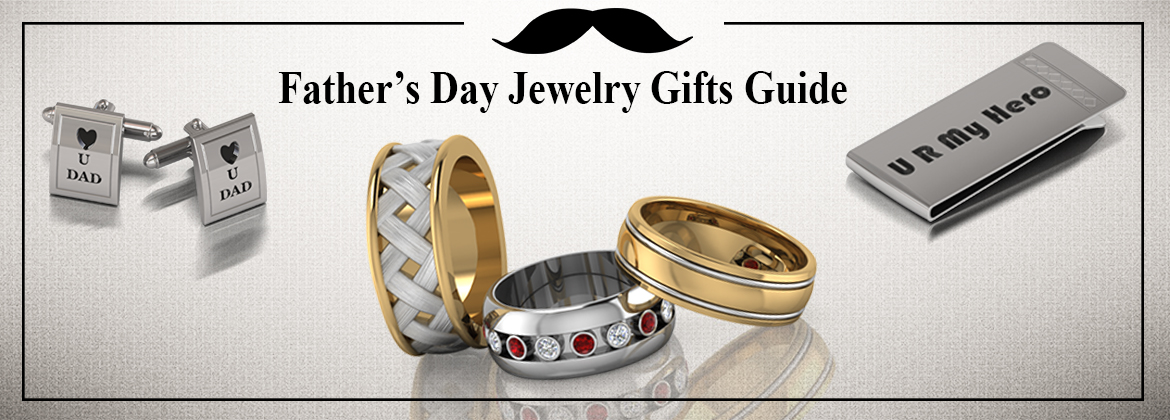Fathers day jewelry gifts