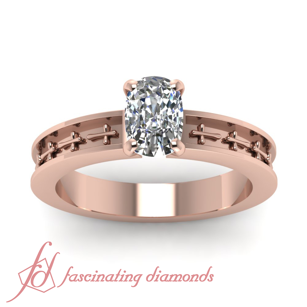 2 carat diamond solitaire ring in Wedding and Engagement