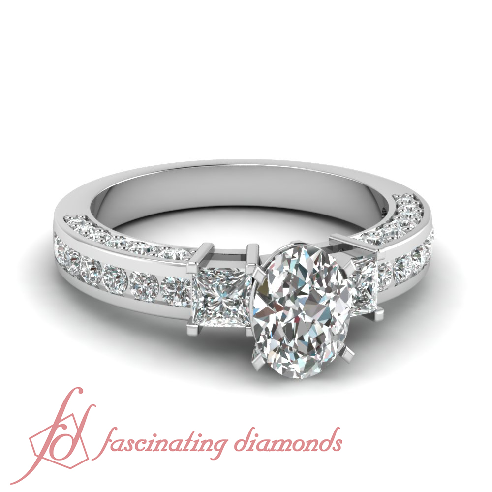 Engagement Rings For Women Gia Certified Whole Diamonds Oval Diamond Ring