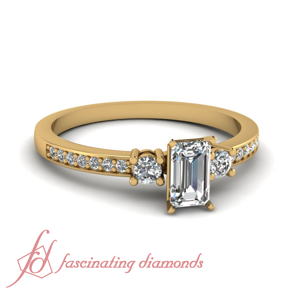 What Is Pave Setting Engagement Rings